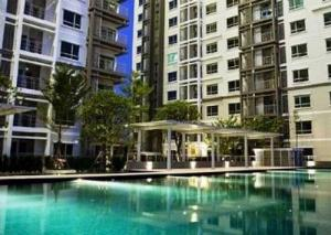 For SaleCondoRatchadapisek, Huaikwang, Suttisan : Condo for sale, second hand 58 sq m.