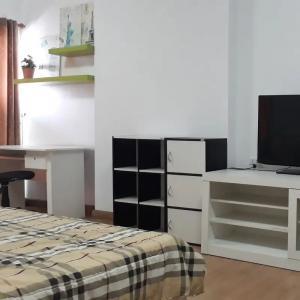 For RentCondoBang kae, Phetkasem : ✅ For rent: Supalai Park Ratchapruek-Phetkasem, near MRT size 33 sq m, complete with furniture and electrical appliances ✅