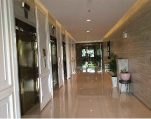 For RentCondoRama9, RCA, Petchaburi : For rent, The Niche Pride Thonglor-Phetchaburi, 9th floor, High Rise Condo, 33 floors, next to the swimming pool.