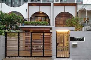 For RentHouseSukhumvit, Asoke, Thonglor : ⭐ For rent, 2 storey house, very beautiful decoration, Ekamai 12, Sukhumvit 63, near BTS