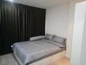 For RentCondoBangkruai, Ratchapruek : ✅ For rent, The midd 1 near MRT, size 29.10 sq m, complete with furniture and electrical appliances ✅