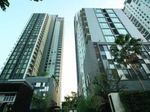 For SaleCondoSukhumvit, Asoke, Thonglor : 2 bedroom for sale, beautiful view, open view !! Quattro by sansiri.