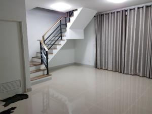 For RentTownhouseRangsit, Patumtani : Townhome for rent, Pleno, Phaholyothin, Rangsit, new house, 1st hand, never lived before.