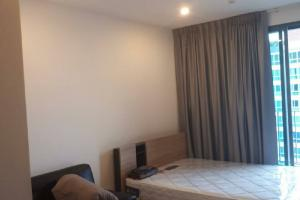 For RentCondoSiam Paragon ,Chulalongkorn,Samyan : Studio room for rent, ready to move in