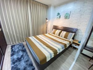 For SaleCondoRamkhamhaeng, Hua Mak : Lumpini Ville Ramkhamhaeng 26 Bed blocks 32 sqm, 1st floor, Building B 1.39 million 094-549-4104