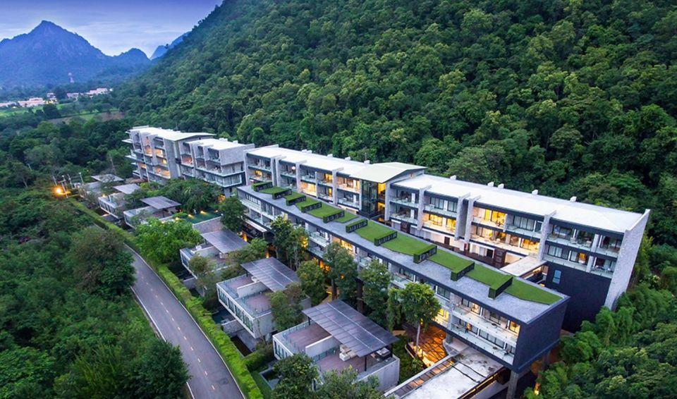 For SaleCondoKorat KhaoYai : The view is very beautiful !! Condo Botanica Khao Yai
