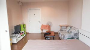 For RentCondoBang Sue, Wong Sawang : For rent, The Tree Interchange Studio, size 30 sq.m., near MRT Bang Pho.
