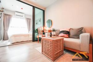 เช่าคอนโดพระราม 9 เพชรบุรีตัดใหม่ : ให้เช่า The Privacy Rama 9  1นอน  ขนาด 24 ตร.ม. ห้องสวย พร้อมอยู่