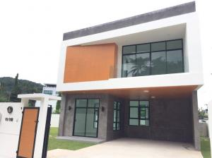 For SaleHousePhuket, Patong, Samui, Hat Yai, Phang nga : JSH191127 Urgent sale, new house in Phuket Golf Country Club, Kathu, Phuket.