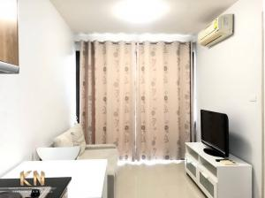 For RentCondoLadprao, Central Ladprao : Ideo Ladprao 5 Condo for rent, 1 bedroom, 33 sq.m., good view, not hot, sunny afternoon, 20th floor, north