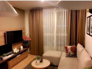 For SaleCondoPattanakan, Srinakarin : Condo for sale, U Delight Residence Pattanakarn-Thonglor, new decoration, good price! (CR11-09)