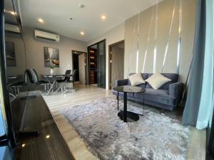 For RentCondoRama9, RCA, Petchaburi : Condo Ideo Mobi Asoke, 2 bedrooms, 54 square meters, rent 36,000 baht / month