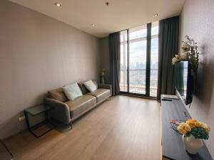 For RentCondoSukhumvit, Asoke, Thonglor : Condo for rent, PARK 24/2 bedrooms, 2 bathrooms, 67 sqm., 30th floor, building 5, beautiful room, fully furnished