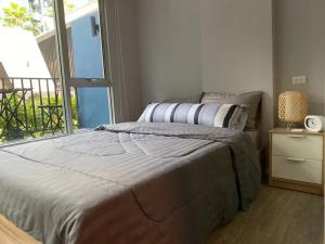 For RentCondoVipawadee, Don Mueang, Lak Si : ✅ For rent: Happy Condo Donmuang The Terminal, size 35 sqm, complete with furniture and electrical appliances ✅