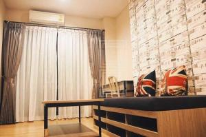 For RentCondoLadprao, Central Ladprao : For Rent Chapter one Midtown Ladprao 24 (32.99 sqm.)