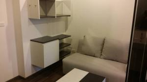 For RentCondoOnnut, Udomsuk : Luxury!!! 1 bed, 30 sq.m.  7th floor Condo the base park east