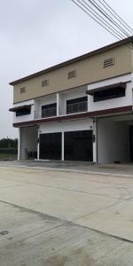 For RentFactoryMahachai Samut Sakhon : For rent mini factory 2 floors. (Krathum Baen)