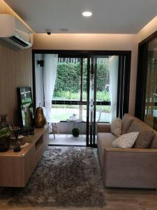 Sale DownCondoOnnut, Udomsuk : For Sale IKON Sukhumvit 77 (29.61 sqm.)