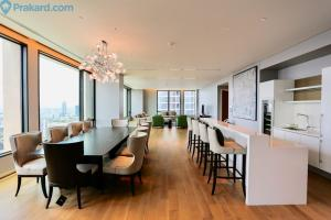 For RentCondoWitthayu,Ploenchit  ,Langsuan : For Rent Sindhorn residence PentHouse