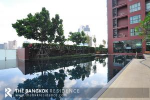 For SaleCondoOnnut, Udomsuk : Hottest Price! Luxury Condo Pool View 20+ Floor 40 sq.m. Fully Furnished, Near BTS Phra Khanong, Wyne Sukhumvit @4.1MB