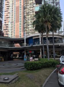 For SaleCondoBangna, Lasalle, Bearing : Condo for sale The Coast Bangkok Bangna 35 sq m, 20th floor, very cheap (garden floor)