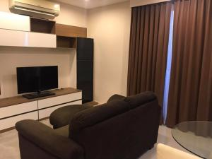 For SaleCondoRama9, RCA, Petchaburi : Wow, luxury room ** open for a very high price like this with a very luxuriously decorated room, Villa Asoke, this condo does not disappoint. Tell me !!