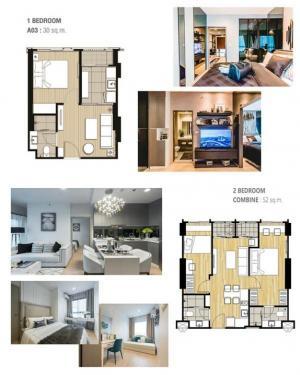 ขายคอนโดพระราม 9 เพชรบุรีตัดใหม่ : ด่วนๆขายถูกห้องมือหนึ่งจากโครงการ 2ห้องนอน 2 ห้องน้ำ Ideo New Rama 9 ขายเพียง 4,550,000 บาท ติดต่อเฟิร์ส 0859455666