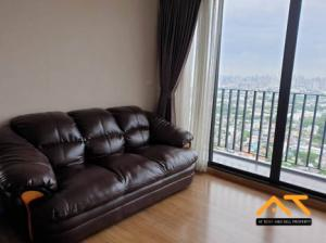For RentCondoBang Sue, Wong Sawang : For rent, The Tree Interchange, 2 bedrooms, 2 bathrooms, size 58 sq.m., near MRT Bang Pho