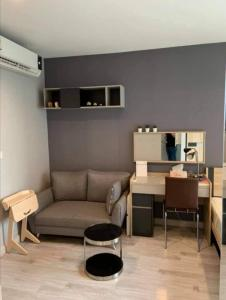 For RentCondoOnnut, Udomsuk : Ideo Mobi Sukhumvit, next to BTS On Nut Nice decorated room Fully furnished, price only 12,000 baht, urgently call 0825425536