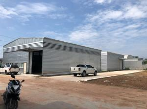 For RentWarehousePattaya, Bangsaen, Chonburi : Warehouse for rent cheap, Nong Kham, Sriracha, Chonburi