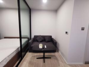 For RentCondoRangsit, Patumtani : Condo for rent Kave Condo ready to move in 1 bedroom 1 bathroom (26.29 sq.m.) Type 1 Bedroom Extra Large bedroom comfortable.