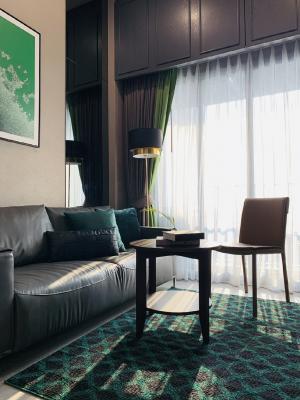 For RentCondoOnnut, Udomsuk : For Rent 1 Bed Beautiful Decoration The Line Sukhumvit 101