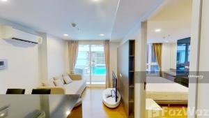 ขายคอนโดนานา : ปรับราคา ขายด่วน 1 ห้องนอน  ราคาไฟลุก!! ถูกกว่านี้ไม่มีอีกแล้ว 15 sukhumvit residences วิวสระว่ายน้ำ