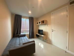 For SaleCondoVipawadee, Don Mueang, Lak Si : JW Condo, beautiful corner room, fully furnished, ready to move in