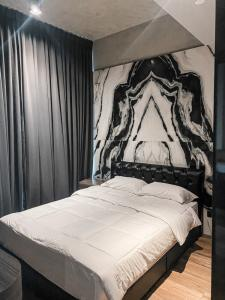 For RentCondoSukhumvit, Asoke, Thonglor : Condo for Rent • The Lofts Asoke • 1BR | 1BA, high floor, Nice Decor - Ready to move in!!