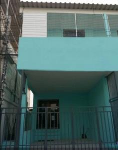 For RentTownhouseSamrong, Samut Prakan : House for rent, Si Dan Soi 3, townhouse, 2 floors, Samrong Nuea Subdistrict