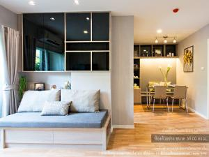 For SaleCondoSamrong, Samut Prakan : FOR SALE: Last condo unit at Lumpini Ville Sukhumvit  2 bedroom, 39 m2.