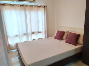 For SaleCondoChonburi, Pattaya, Bangsa : Amata Nakorn Condo for sale cheap.