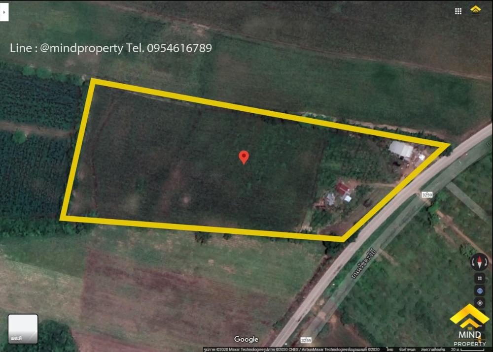 For SaleLandSa Kaeo : Urgent sale, vacant land, very beautiful plot, Wang Somboon, Sakaeo