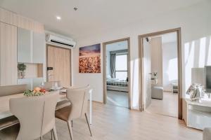 For RentCondoBangna, Lasalle, Bearing : IDEO O2 Condo 2 bed for rent