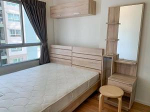 For RentCondoBangna, Lasalle, Bearing : Condo for rent, beautiful room, Lumpini Mega City Bangna, 27 sqm. Price 6000 baht, near BTS Bang Na Station