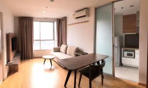 For SaleCondoPattanakan, Srinakarin : Urgent sale, U Delight Residence Pattanakarn-Thonglor condo, lower price than the new market, very good price, near Airport Link Ramkhamhaeng (CR11-09).