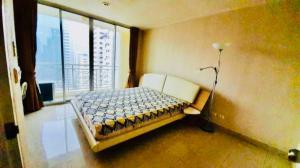 เช่าคอนโดสุขุมวิท อโศก ทองหล่อ : ให้เช่า คอนโด Asoke Place อโศก เพลส (ซอยสุขุมวิท 21) 2 นอน ขนาด 60 ตรม ชั้น 23 BTS อโศก (ZC297)
