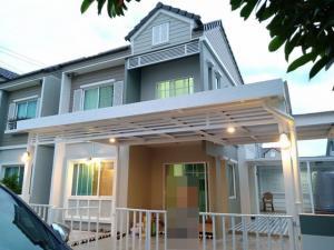 ขายบ้านรังสิต ธรรมศาสตร์ ปทุม : ขายบ้าน เดอะ วิลเลจ รังสิต-วงแหวน ขนาด 40 ตารางวา 3 ห้องนอน  2 ห้องน้ำ