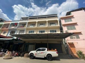 For SaleShophouseRama 2, Bang Khun Thian : เหมาะทำออฟฟิศ โกดัง!!! ขายอาคารพาณิชย์ 3 ชั้นครึ่ง 3คูหา ตีทะลุ 78 ตรว หลังเซ็นทรัลพระราม 2 ถนนซอยกว้าง ราคาพิเศษ!!