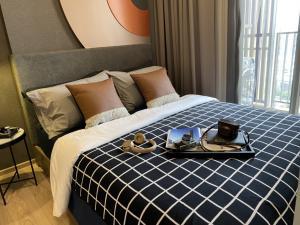 ขายดาวน์คอนโดสุขุมวิท อโศก ทองหล่อ : 2ห้องนอนถูกสุดๆ 5.7 ล้าน คอนโดใหม่ย่านพระราม4