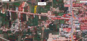 For SaleLandNakhon Si Thammarat : Land for sale on four lane road Tha Sala - Noppitam, near Lotus, Tha Sala, Tha Sala Hospital Walailak University, Tha Sala District, Nakhon Si Thammarat