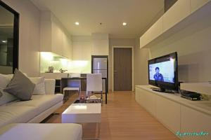 For RentCondoWongwianyai, Charoennakor : Condo for rent, Urbano Absolute Sathorn-Taksin, 21st floor Re63-0094.