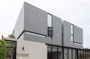 เช่าบ้านสุขุมวิท อโศก ทองหล่อ : Rental Price : Modern House in Ekamai , 400 sqm , 4  Bed , 5 Bath , 2 Floor , 3 Parking Lot