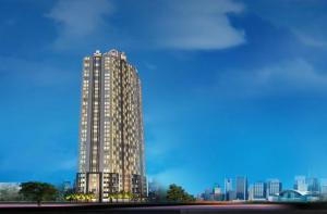 For RentCondoPattanakan, Srinakarin : Line ID : @condobkk (with @ too)  Assagarn Place Srinakarin, ready to move in, 30 sqm, starting price 7,000 baht